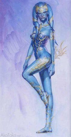 Star Wars: Twilek Dancer by Hajime Sorayama * Ehime, Character Art, Character Design, Character Concept, Star Wars Concept Art, Star Wars Rpg, Star Wars Images, Cyberpunk Art, Tumblr