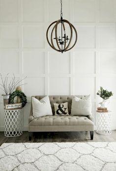 17 Best Modern Farmhouse Living Room Decor Ideas