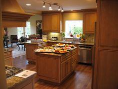 Custom Kitchen Design Layout Design A Kitchen Layout Interior Kitchen Design Program, Kitchen Design Gallery, Rustic Kitchen Design, Best Kitchen Designs, Home Decor Kitchen, Kitchen Interior, Home Kitchens, Kitchen Ideas, Country Kitchen