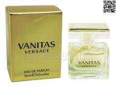 Miniature Vanitas (Eau de parfum 4.5ml), Gianni Versace - Photo Luc_T - www.miniatures13.fr