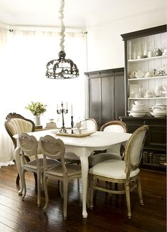 Like the dining set