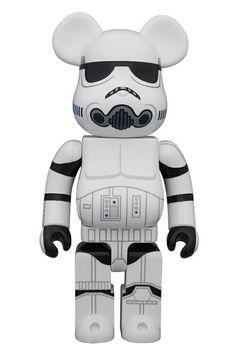 Bearbrick stormtrooper