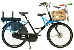 Dutch child-carrying bicycle brand Workcycles gets Irish dealer