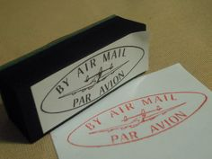 Airmail stamp 35