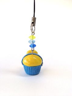 Cinderella Disney Inspired Cupcake Polymer by PixieDustedCharms, $11.00