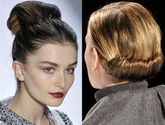 Updos, Hairstyles 2011 2012, Hairstyles Trend 2012, Fashion Hairstyles