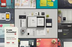 I am Creator / Topview by LStore on @creativemarket