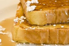 Creme Brulee French Toast . . . Easy, Indulgent and memorable.