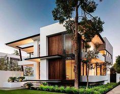 "322 Likes, 7 Comments - ARCHITECTURE WORLD (@fabulous.architecture) on Instagram: ""Luxury Villa Exterior Design """
