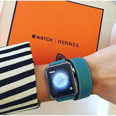 @Hermes #AppleWatch gift ideas #technology #fashion