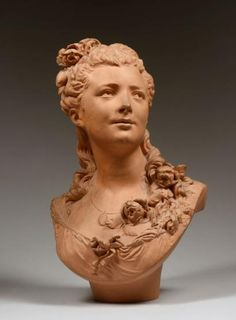 """""""Marquise"""" by Albert-Ernest CARRIER-BELLEUSE (1824-1887)"""