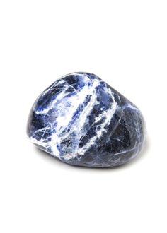 Tumbled Therapy Stone - Sodalite by SoulMakes