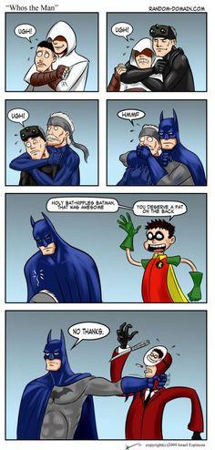 Stealth #Batman ... vis Geek Tyrant