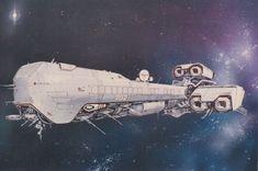 Leviathan Command and Control Concept by on DeviantArt Spaceship Art, Spaceship Design, Stargate, Sci Fi Fantasy, Fantasy World, Concept Ships, Concept Art, Aliens, Cyberpunk