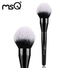 MSQ Single Makeup Brush Beauty Large Powder Make Up Professional Brush High Quality Synthetic Hair For Wholesale Fashion Tool //Price: $12.18 & FREE Shipping //     #hairextension #style #beauty #woman #love