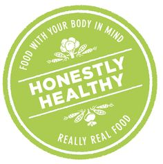 Honestly Healthy Food is the number one choice for healthy vegetarian, gluten and wheat free recipes.
