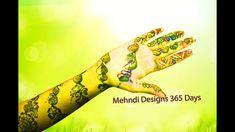 Best Bangle Mehandi Designs