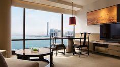 Grand Hyatt Hong Kong_Grand Suite - Living Room