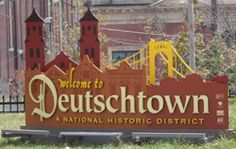 Deutschtown Pittsburgh PA Pittsburgh Neighborhoods, Pittsburgh City, Carnegie Science Center, Pnc Park, Carnegie Museum Of Art, Heinz Field, Three Rivers, Ohio River, Best Places To Live