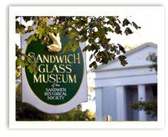 A must do when in Sandwich-Sandwich Glass Museum-Cape Cod