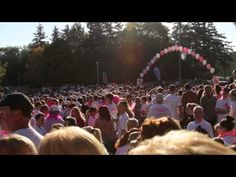 Run for the Cure 2012 - Brentwood College School