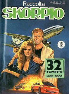 Fumetti EDITORIALE AUREA, Collana SKORPIO RACCOLTA n°177