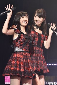 Mayu and yukirin