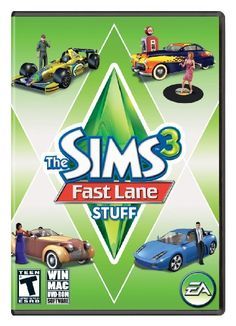 The Sims 3: Fast Lane Stuff - Pc/Mac, 2015 Amazon Top Rated Games #VideoGames