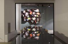 LAGO Open - More than design viale Monte Nero, 6 Milan #slide #bookshelf