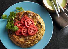 KitchenAid Food Processor recipe - Spanish Tortilla