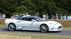 Spyker C8 Aileron 2013 white vr