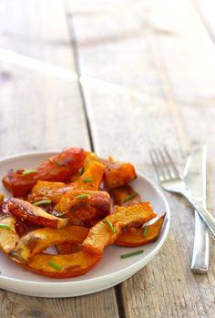 Pumpkin Dishes, Pumpkin Recipes, Veggie Recipes, Fall Recipes, Cooking Recipes, Healthy Recipes, I Love Food, Good Food, Happy Foods