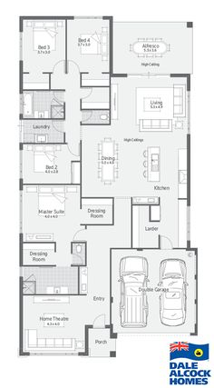 New Home Designs Perth | Stockholm I | Dale Alcock Homes