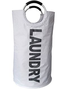 Laundry Bags With Handles Stunning Thicken Laundry Bag With Alloy Handles For College Camping And Home Decorating Inspiration