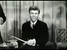 Bobby Rydell with 'Forget Him' - from 1964 - the song was a big hit in the US and the UK. (footage is not 'to' the song here but is from a movie Bobby appeared in).