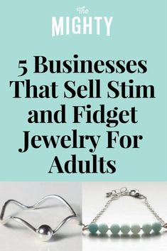 5 Businesses That Sell Stim and Fidget Jewelry For Adults #autism #disability #anxiety Math Homework Help, Math Help, Learn Math, Math For Kids, Fun Math, Math Magic, Understanding Anxiety, Math Practices, Depression Treatment