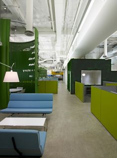 JWT – New York / Clive Wilkinson Architects