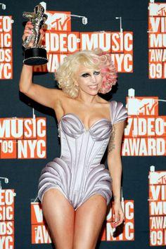 Gaultier for Lady Gaga