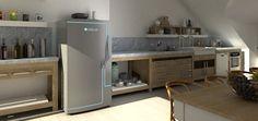 Coolar: Der Kühlschrank, der keinen Strom braucht (Foto: © Coolar)