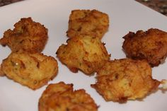 receta de buñuelos de bacalao
