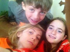 Me,Finn,& rowen