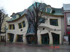 The Crooked House - Sopot, Poland