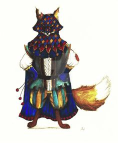 Redwall: Slagar the Cruel by FairytalesArtist.deviantart.com on @DeviantArt