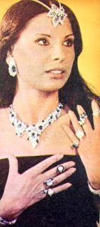 Harry Winston jewelrys Milano 1972 by Daria Nicolodi & Rosanna Fratello