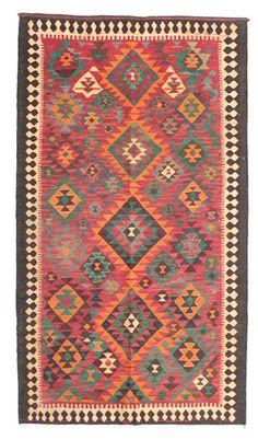 Kelim Fars Teppich 158x280