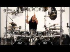 Dream Theater drummer Mike Mangini