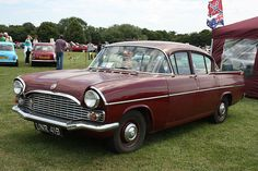 Vauxhall Velox 1960. Maintenance/restoration of old/vintage vehicles: the material for new cogs/casters/gears/pads could be cast polyamide which I (Cast polyamide) can produce. My contact: tatjana.alic@windowslive.com