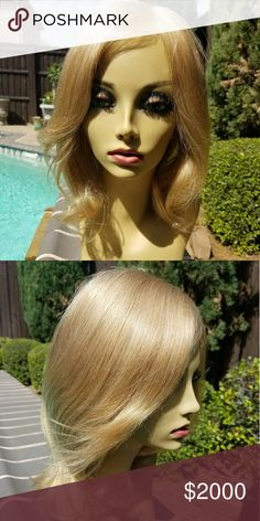 European Human Hair  wig By Jon Renau Remy Human Hair wig Jon Renau  Other