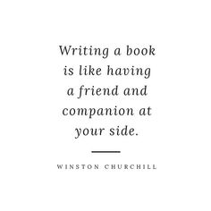 Reposting Writing a book is like having a friend and companion at your side. Affiliate Marketing, Social Media Marketing, Copywriter, Winston Churchill, Digital Nomad, Amazon Kindle, Self Publishing, Writing A Book, Lifestyle Blog