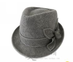 I love knitting then felting hats!  One of these days I'm going to figure out how to design a fedora ♥  UPDATE! I DID!